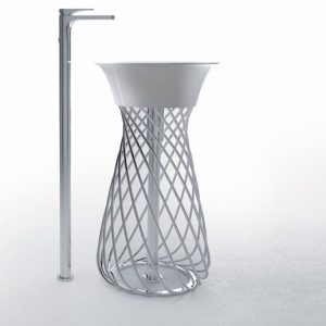 Chậu rửa đặt bàn Wire Countertop Washbasin CM 49