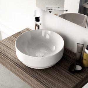 Chậu rửa tay tròn Gio Round Wash Basin 42