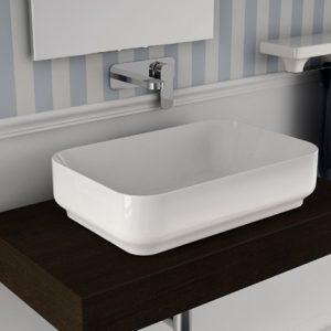 Chậu rửa tay hình chữ nhật Gio Rectangular Washbasin