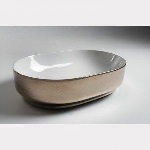 CHẬU RỬA TAY GIO Oval Wash Basin60