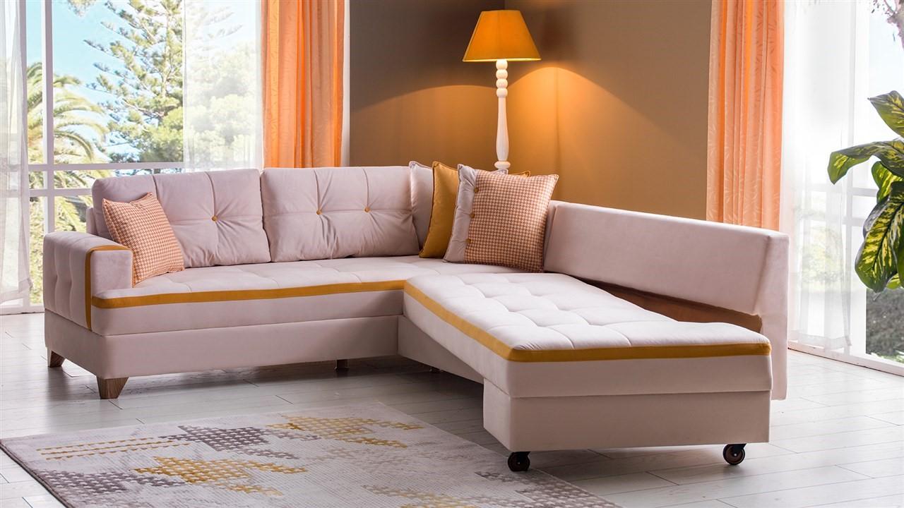 8 mẫu sofa giường thông minh nhập khẩu Châu Âu cho nhà chung cư cao cấp