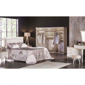 Bộ nội thất phòng ngủ Vitella nhập khẩu Châu Âu