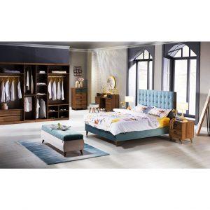 Bộ tủ quần áo Vienza nhập khẩu Châu Âu