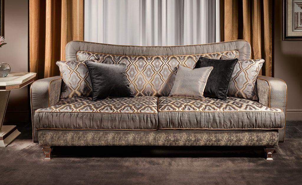 Bộ Sofa phòng khách cổ điển Dolcevita