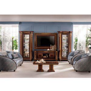 Bộ sưu tập nội thất phòng khách tân cổ điển Modigliani nhập khẩu Ý