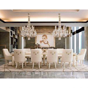 Bộ sưu tập nội thất phòng ăn Numero Tre nhập khẩu Ý