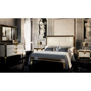Bộ phòng ngủ Diamante nhập khẩu Ý