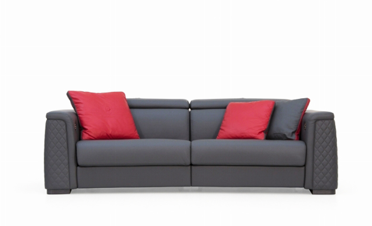 Bộ ghế sofa da cao cấp nhập khẩu Ý – Park Avenue