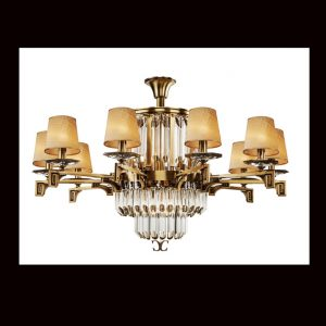 Đèn chùm CORDON CHANDELIER/FINISH NO35