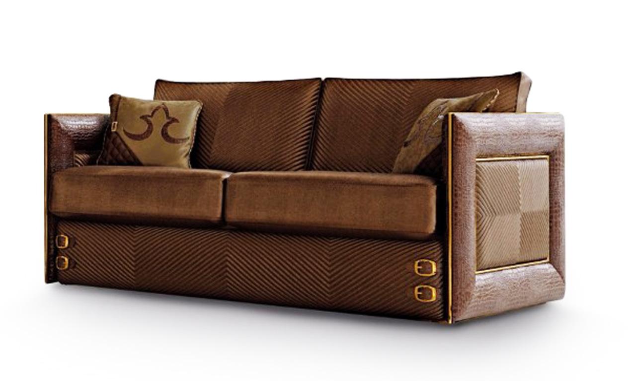 Bộ ghế sofa da cao cấp nhập khẩu Ý- Four Season