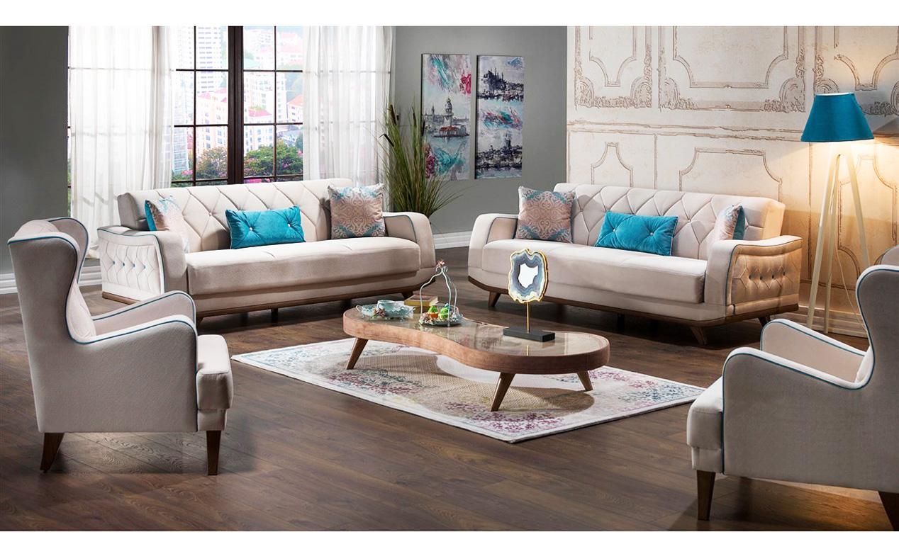 Bộ sofa thông minh PARIS hãng Mondi nhập khẩu Thổ Nhĩ Kỳ