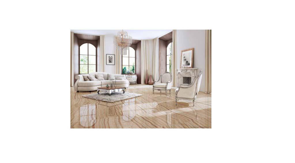 Phòng khách sử dụng gạch Reflex Ambar Pulido