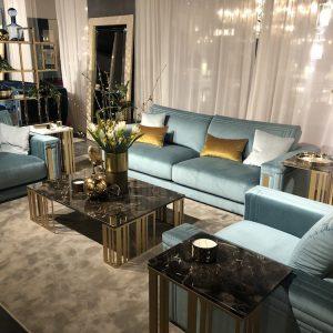 Xu hướng thiết kế nội thất phòng khách hiện đại