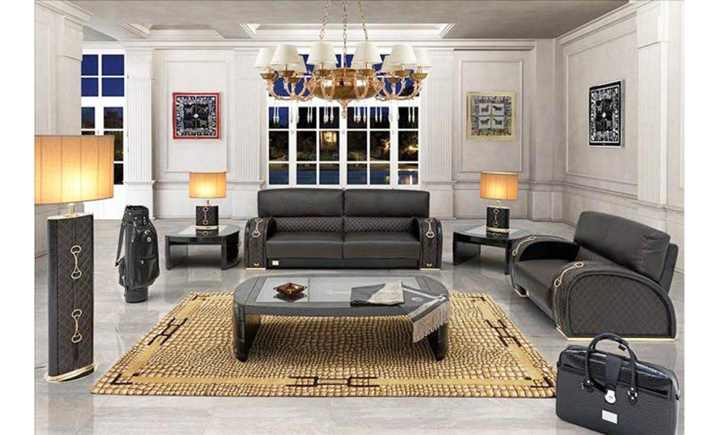 Nội thất phòng khách hiện đại Windsor