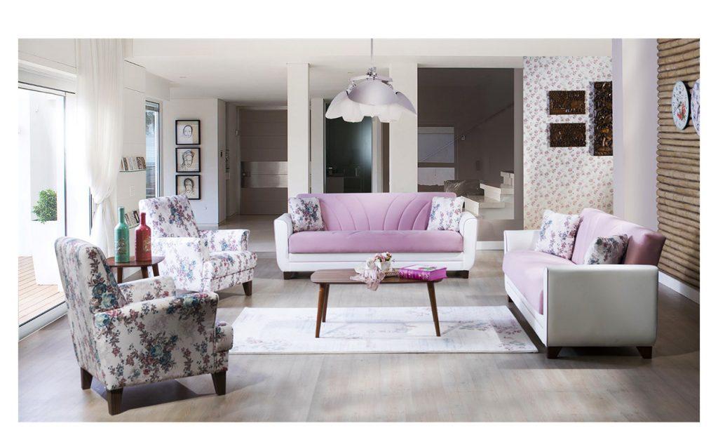 Nội thất phòng khách Step's Lux