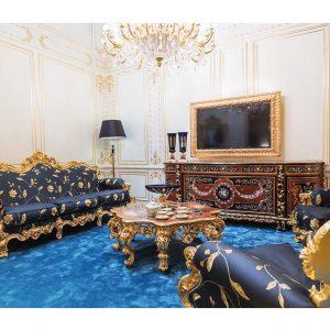 5 mẫu nội thất phòng khách tân cổ điển được yêu thích năm 2020