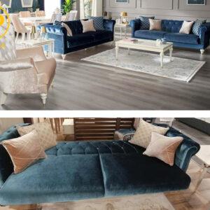 Chọn sofa thông minh nhập khẩu giải pháp tuyệt vời khi nhà có khách