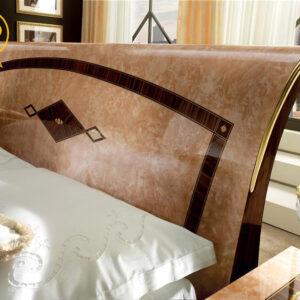 Giường ngủ tân cổ điển Rossini nhập khẩu Ý