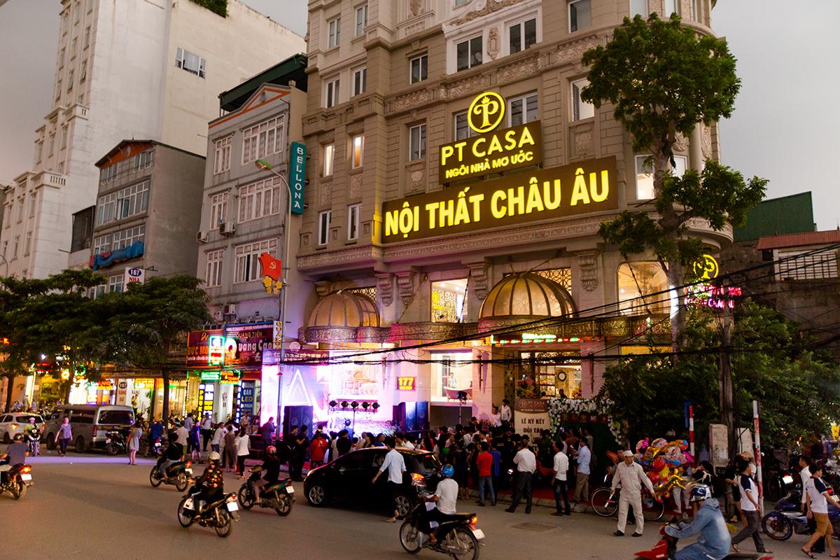 Địa chỉ phân phối giường ngủ nhập khẩu chuẩn Châu Âu Uy Tín tại Hà Nội