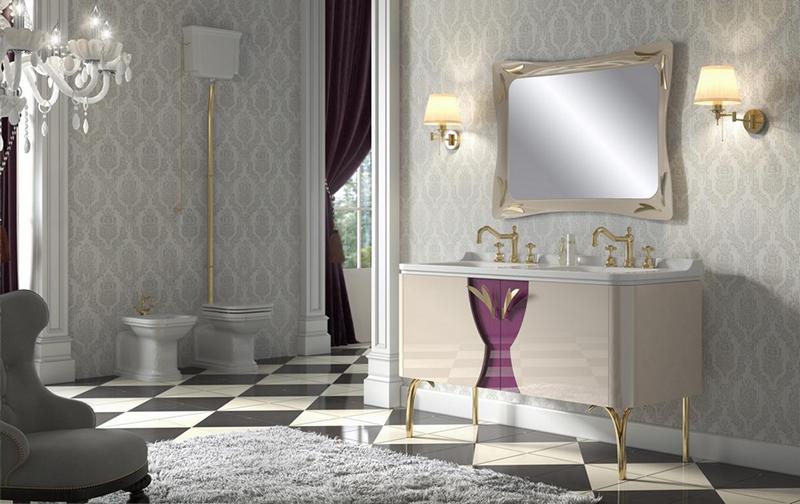 Thiết bị vệ sinh, nội thất phòng tắm sang trọng và tiện nghi!