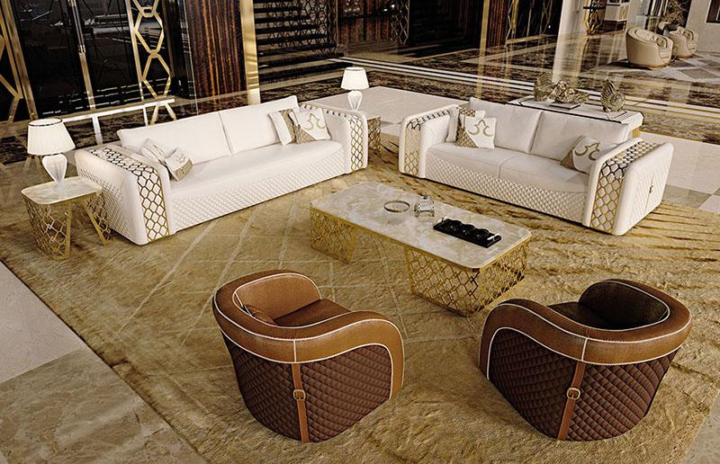 Những mẫu sofa da đẹp 2021 đắt nhưng đáng tiền mua dùng [ TOP 10 ]