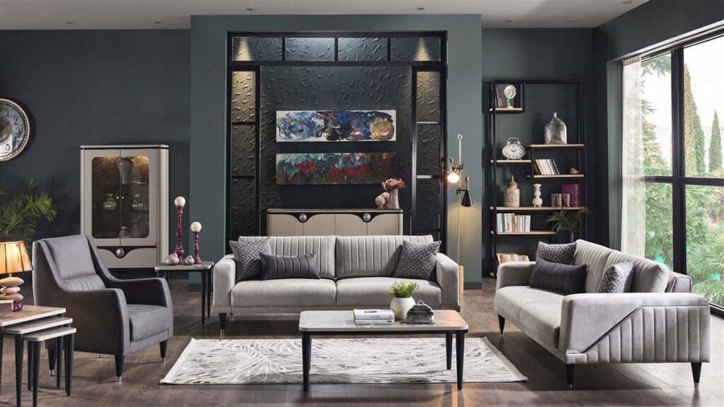 Bộ Sofa giường thông minh nhập khẩu ORLANDO