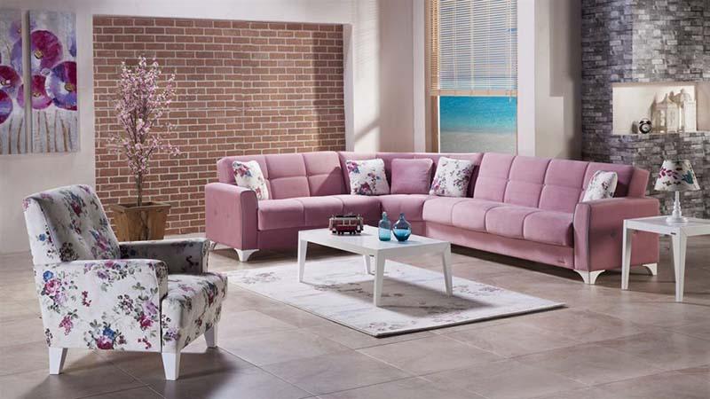 Sofa góc thông minh TINA V KOSE TAKIMI