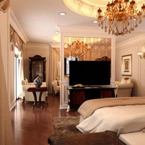 Nội thất phong cách Ý: đồ nội thất truyền thống tốt nhất từ thợ thủ công Châu Âu
