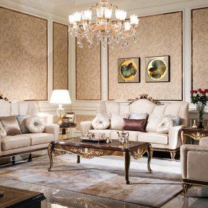 Nên lựa chọn nội thất tân cổ điển nhập khẩu ITALIA hay Thổ Nhĩ Kì?