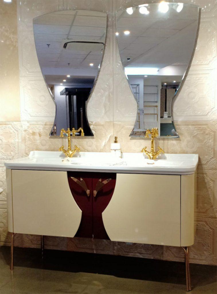 Thông tin Bộ tủ chậu phòng tắm CIPRIA 06 – MIA quý phái thời thượng