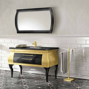 Nội thất phòng tắm DIVA 06 – MIA mạ vàng sang trọng